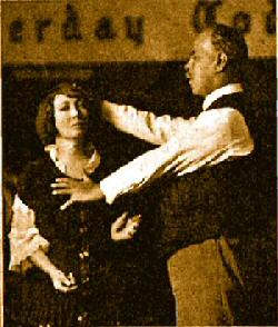 Smith Wigglesworth praying for a sick woman