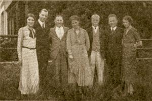 Smith Wigglesworth and South African Party